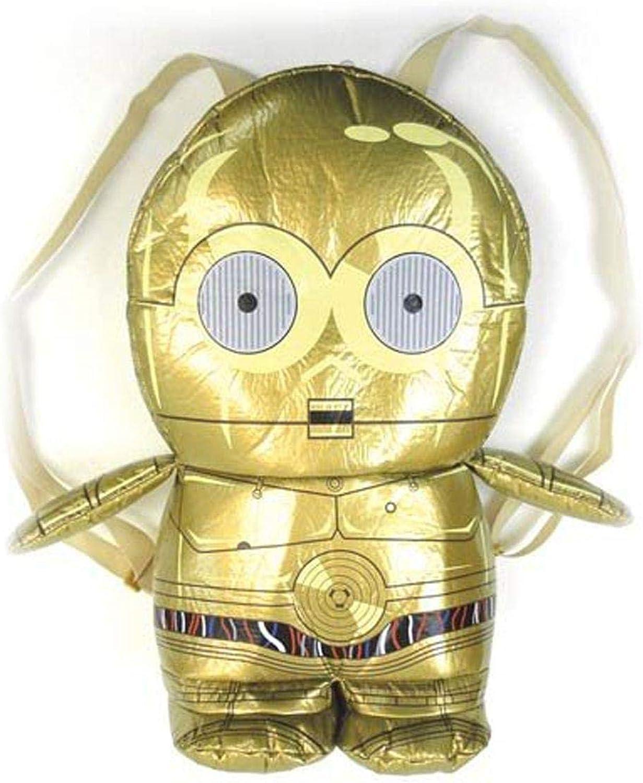 Star Wars C3PO 18  Plush Backpack