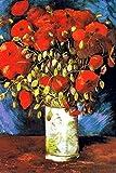 Vincent Van Gogh Poppies Cool Wall Decor Art Print Poster 24x36