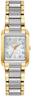 Ladies' Citizen Eco-Drive Bianca Crystal Two-Tone Watch EW5554-58D