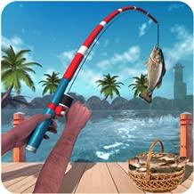Ultimate Fishing Mania Hook Fish Catching Games