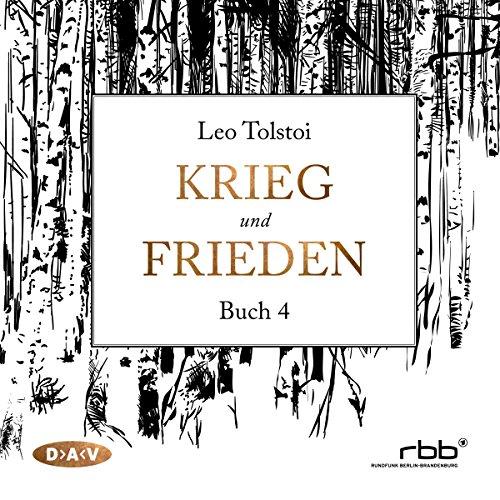 Krieg und Frieden - Buch 4 audiobook cover art