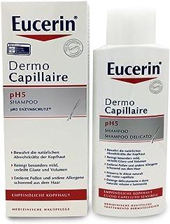 德国百年品牌优色林 Eucerin PH5酸碱平衡洗发水 250 ml (国?#25163;?#37038;费包含了国?#35270;?#36153;和进口关税)