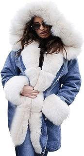 Plus Size Women Warm Fleece Teddy Bear Coat Baggy Shaggy Jackets Winter Coat Hood Jacket Parka Outwear Luxury
