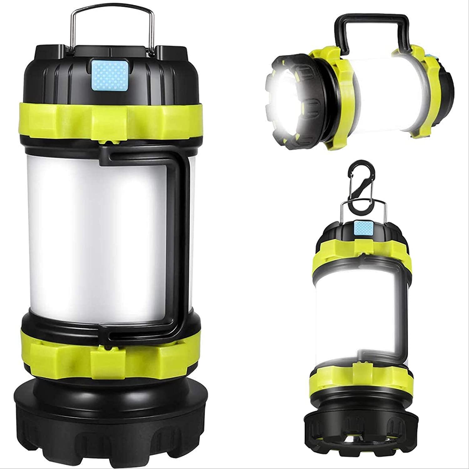 Camping Ultra-Cheap Deals Max 75% OFF Lantern Rechargeable LED Waterproof Portable Flashlight