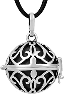 Harmony Necklace Pregnancy Special Baby Bell Chime Bola Ball Pendant, 45