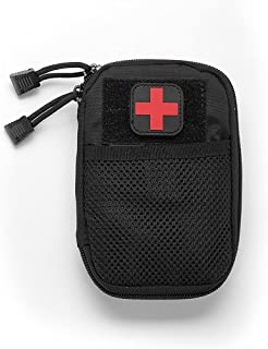 LIVIQILY Tactical Medical kit molle Accessory kit Camping First Aid Kits Medicine Storage Bag Portable Package Emergency M...