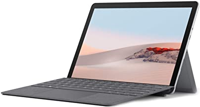 Microsoft Surface GO 2 STQ-00013 10.1-inch Laptop (Gold Processor 4425Y/8GB/128GB SSD/Windows 10 Home in S Mode/Intel UHD ...