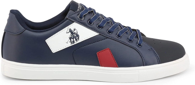 Scarpe U.S. Polo Sneaker Brayden Elegant Manufacturer regenerated product 2 Uomo Dark Blue Inch Ecopelle