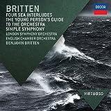 Four Sea Interludes (Guida Del Giovane All'Orchestra,Simple Symphony...
