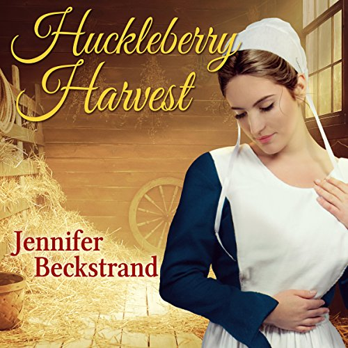 Huckleberry Harvest audiobook cover art