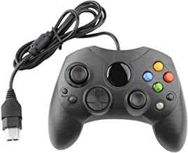 Wiresmith Classic Wired Original Xbox S-Type Controller - Black