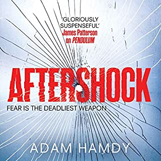 Aftershock     Pendulum Series, Book 3              By:                                                                                                                                 Adam Hamdy                               Narrated by:                                                                                                                                 Luke Thompson                      Length: 15 hrs and 52 mins     25 ratings     Overall 4.8