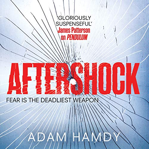 Aftershock audiobook cover art