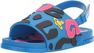 Mini Melissa Kids' Vwa + Mini Beach Slide Sandal Ii