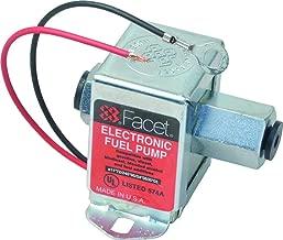 Facet New Solid State Fuel Pump 12V 3-4.5Psi, 12