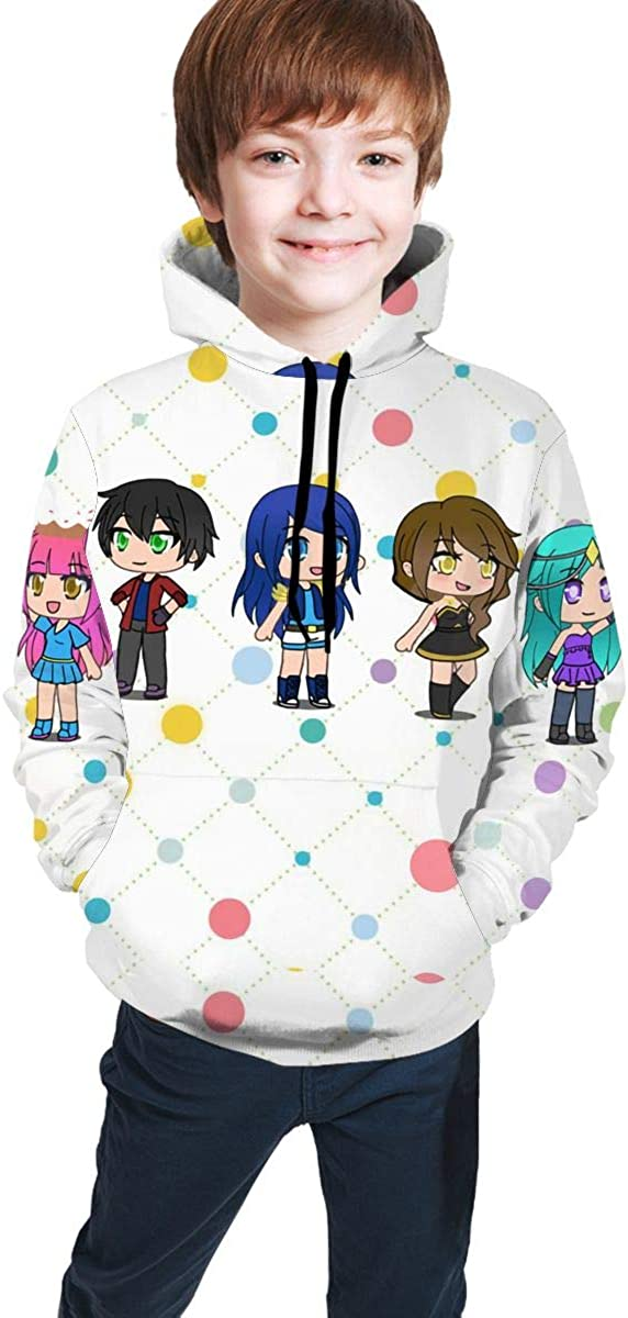 OSCAR CURTIS Unisex Kids Hoodies Sweaters Shipping included Cl Los Angeles Mall 3D Pullover Printed