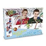 IDO3D 70153071 - Vertical Deluxe Design Studion Spielzeug, 8 Stifte