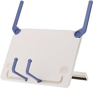Andoer® Sujetalibros Atril de Pie Bookholder Marco Portable Plegable para iPad Laptop Partitura de Música Tablatura Libro de Cocina Lectura