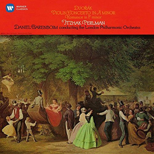 Dvorak: Violin Concerto op. 53.; Romance op. 11 Nebraska