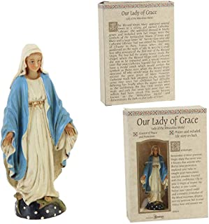 Our Lady of Grace Statue - 3.5