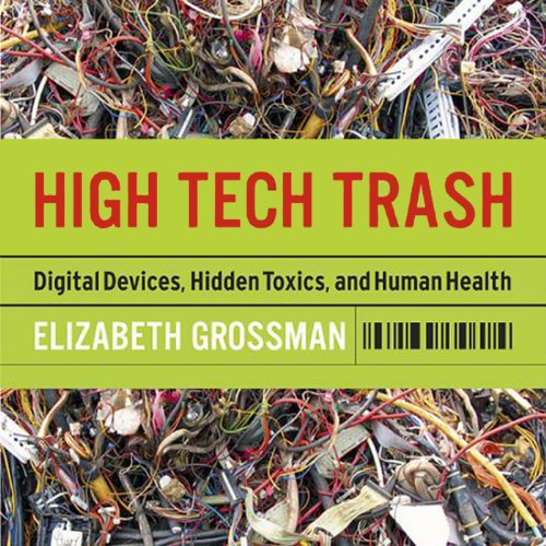 High Tech Trash audiobook cover art