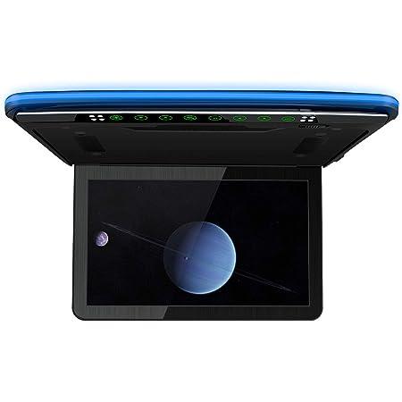 Ympa 39 6 Cm 15 Zoll Inch Tft Full Hd Deckenmonitor Monitor Hohe Auflösung 1080 P Mit Usb Port Sd Card Reader Hdmi Anschluss Für Bus Auto Und Wohnmobil Kfz Pkw Lcm Fd15usb Amazon De