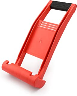 Drywall Carrier, EnPoint ABS Plastic Plywood Panel Carrier Sheetrock Carrying Tool 80KG Load Lift and Carry Panel Mover for Lifting up Glass Board Plasterboard Wood