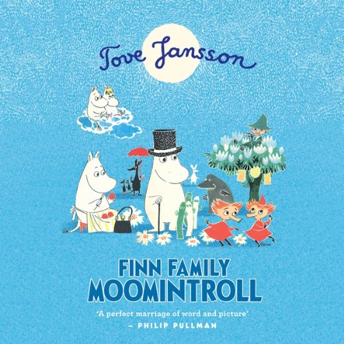 Finn Family Moomintroll cover art