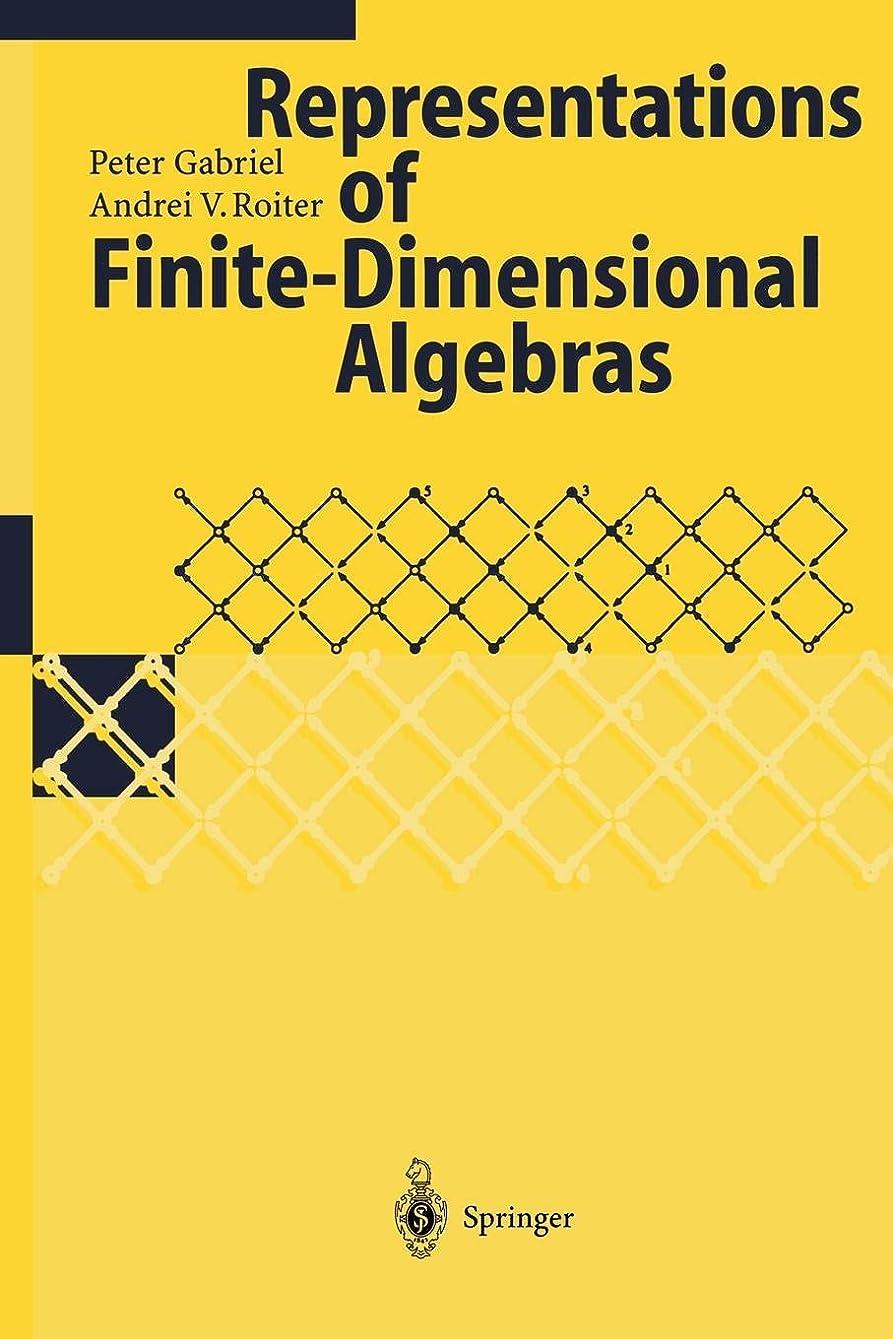 特異なネブ株式会社Representations of Finite-Dimensional Algebras (Encyclopaedia of Mathematical Sciences)