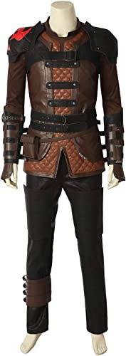 calidad auténtica MingoTor How to Train Your Dragon 3 The The The Hidden World Hiccup Outfit Disfraz Traje de Cosplay Ropa Hombre XL  deportes calientes