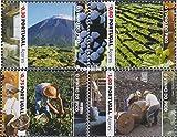 Prophila Collection Portugal - Azores 523-526 (Completa.edición.) 2006 Vino (Sellos para los coleccionistas)