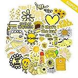 Cute VSCO Stickers for Water Bottles, Water Bottle Stickers for VSCO Girls Teens, 50 Pack Laptop Stickers TrendyFuck