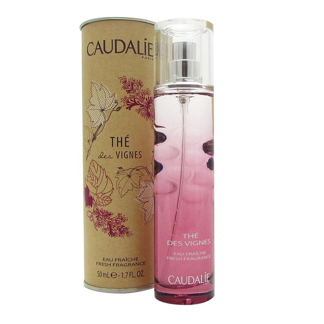 気味の悪い偏心予定Caudalie The Des Vignes Fresh Fragrance 100ml [並行輸入品]