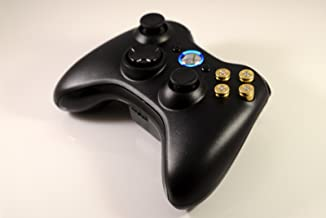 Bullet Buttons, Drop Shot, Auto-aim, Xbox 360 Modded Controller for COD Black Ops 2, Mw3, Mw2, Rapid Fire Mod
