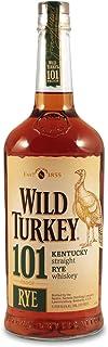 Wild Turkey Wild Turkey Rye 101 Proof Whiskey Whisky 1 x 1000 ml