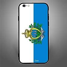 iPhone 6s Plus San Marino Flag