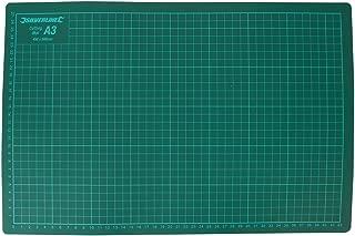 Alfombrilla de doble cara para costura Plancha de corte para medir en pulgadas Tama/ño 12x18 3 mm de grosor ARTEZA Base de corte autorreparable para cuchilla circular