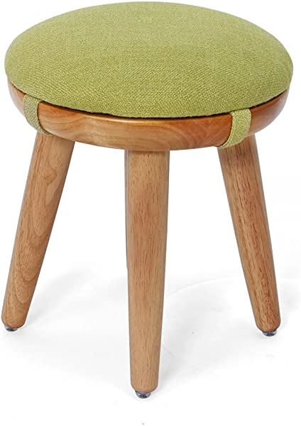 STORAGE OTTOMANS Living Room Footstool Bedroom Low Stools Solid Wood Small Stools Home Dining Stool