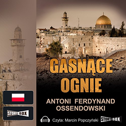 Gasnace ognie audiobook cover art
