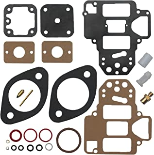 KIPA Carburetor Carb Rebuild Repair Tune Up Kit For WEBER Redline 40 DCOE 45 DCOE 42 DCOE Replace Part # 92.3246.05 92.3246-05 92-3246-05 92324605