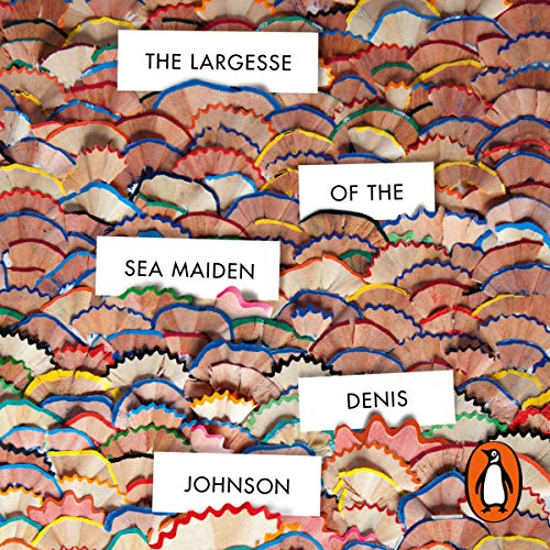 The Largesse of the Sea Maiden                   By:                                                                                                                                 Denis Johnson                               Narrated by:                                                                                                                                 Nick Offerman,                                                                                        Michael Shannon,                                                                                        Dermot Mulroney,                   and others                 Length: 5 hrs and 17 mins     11 ratings     Overall 4.6