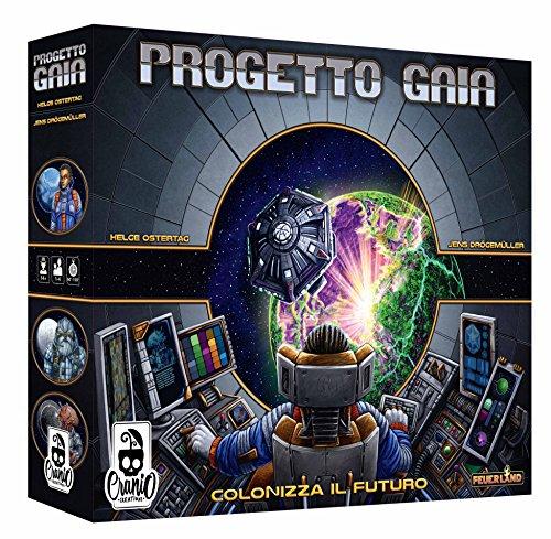 Cranio Creations- Giochi da Tavolo, Multicolore, CC081
