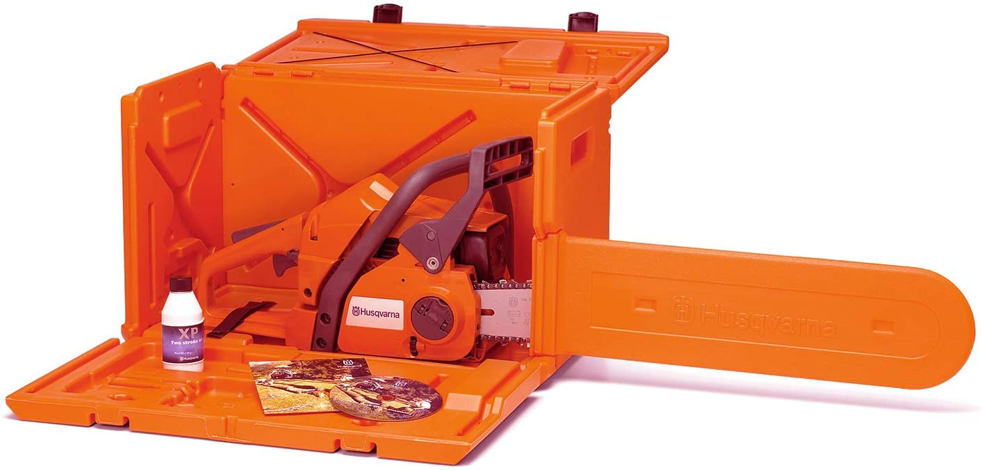 Husqvarna Same day shipping 100000107 Powerbox Chainsaw Carrying 5 ☆ very popular 455 Case for Ranc