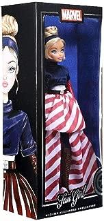 Marvel Fan Girl Captain America Action Figure 13.5 inch