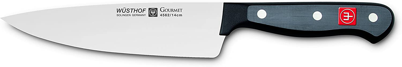 WÜSTHOF Gourmet Kochmesser, Edelstahl, Edelstahl, Edelstahl, schwarz 32.4 x 6.4 x 2.5 cm B0001FATB4 c79a4c