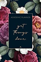 Academic Planner 2019 2020: Calendar Schedule Organizer | College & School Planner - Weekly And Monthly Agenda 2019 2020 | August 2019 To September 2020