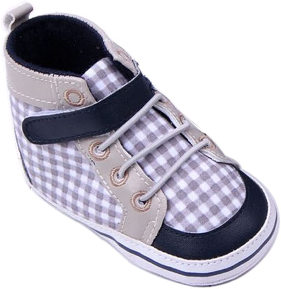 Femizee Baby Girls Dot Oklahoma City Mall Shoes Infant Soft Canvas Dre Crib Newborn New arrival