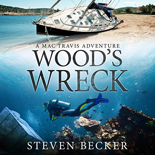 Wood's Wreck audiobook cover art