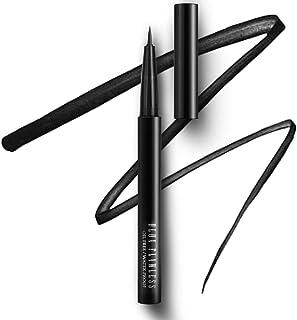 Dlux Professional Waterproof Liquid Eyeliner - Vivid Black Ink Pen Eyeliner, Fine Felt Tip, Smudge Proof, Long Lasting, Hi...