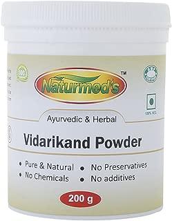Naturmed's Vidarikand Powder 200 Grams Jar